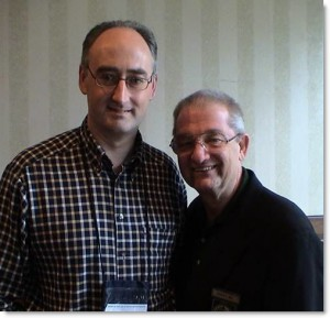 Martin Kiely Consulting Hypnotist with Jerry Kein